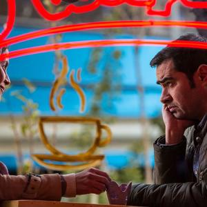 شهاب حسینی و نازنین فراهانی در فیلم «نبات»