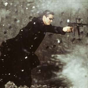 """کیانو ریوز در فیلم """"ماتریکس"""""""