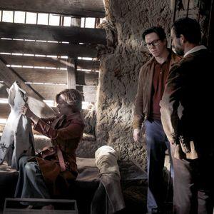 """میشل ویلیامز و مارک والبرگ در فیلم """" تمام پول های جهان"""""""