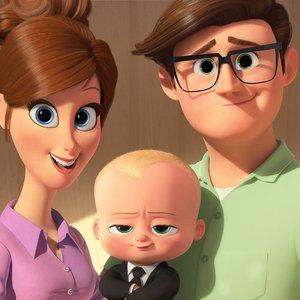 "انیمیشن کمدی"" بچه رئیس """