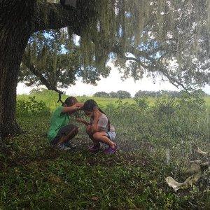 """بروکلین پرینس و والریا کوتو در نمایی از فیلم"""" پروژه فلوریدا"""""""