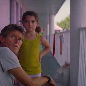 """نمایی از فیلم  """"پروژه فلوریدا"""" با بازی ویلم دفو و بروکلین پرینس"""