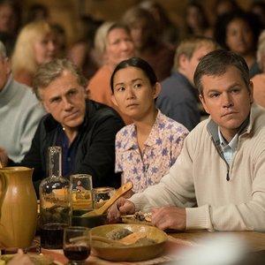 """مت دیمون، هانگ چائو و اودو کی یر در فیلم سینمایی """" کوچک سازی"""""""