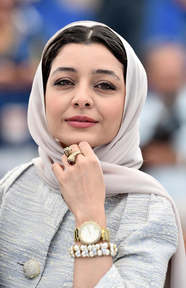 ساره بیات، بازیگر فیلم ناهید در شصت و هشتمین جشنواره فیلم کن