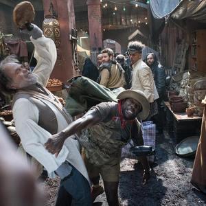 """کوین هارت در فیلم کمدی اکشن """"جومانجی: به جنگل خوش آمدید"""""""