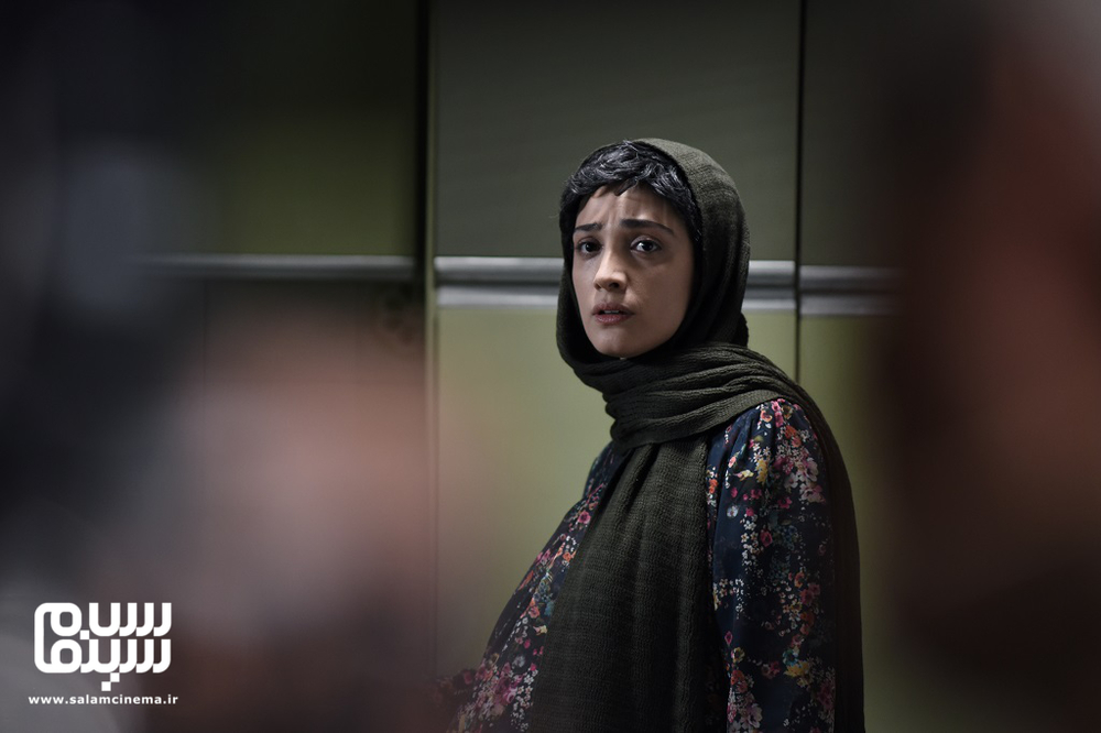 مینا ساداتی در فیلم «جشن دلتنگی»