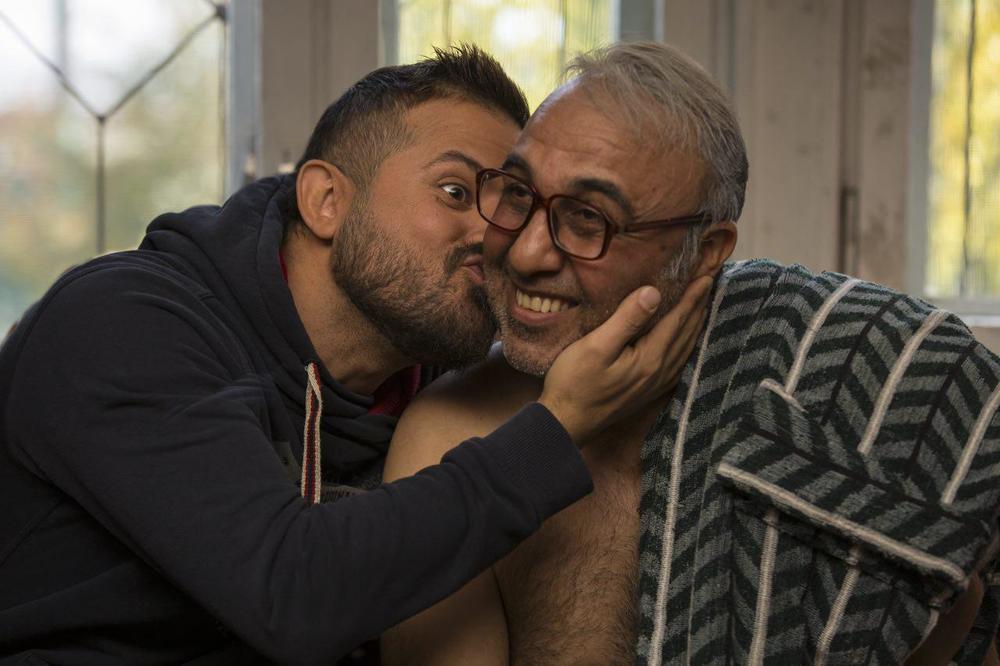 رضا عطاران و هومن سیدی در فیلم سینمایی «مصادره»