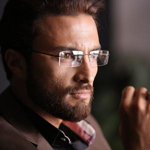 امیر جدیدی در فیلم «عرق سرد» در نقش یاسر شاه حسینی