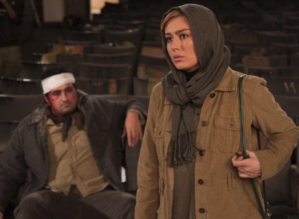 سحر قریشی در فیلم سینمایی «دربست آزادی»