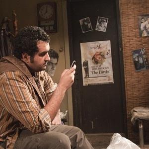 حسام شجاعی در فیلم «دربست آزادی»