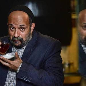 احمد مهران فر در فیلم «خجالت نکش»