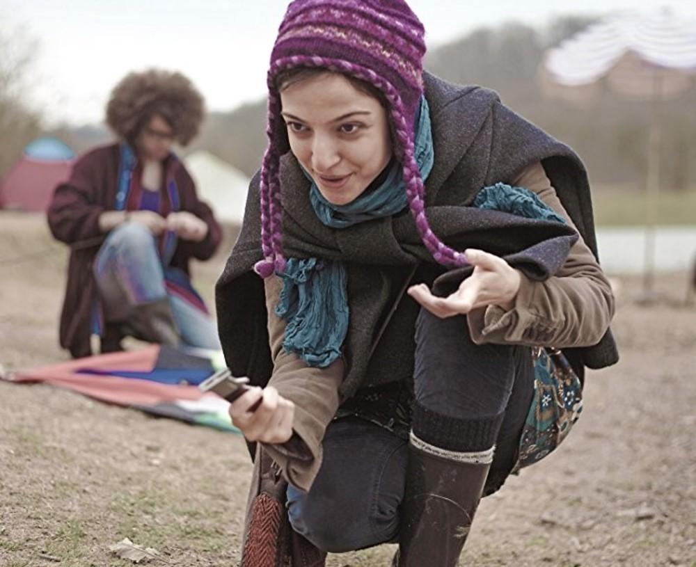 ندا جبرائیلی در فیلم «ماهی و گربه»