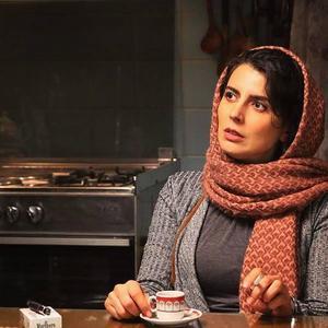 لیلا حاتمی در فیلم «حکایت دریا»
