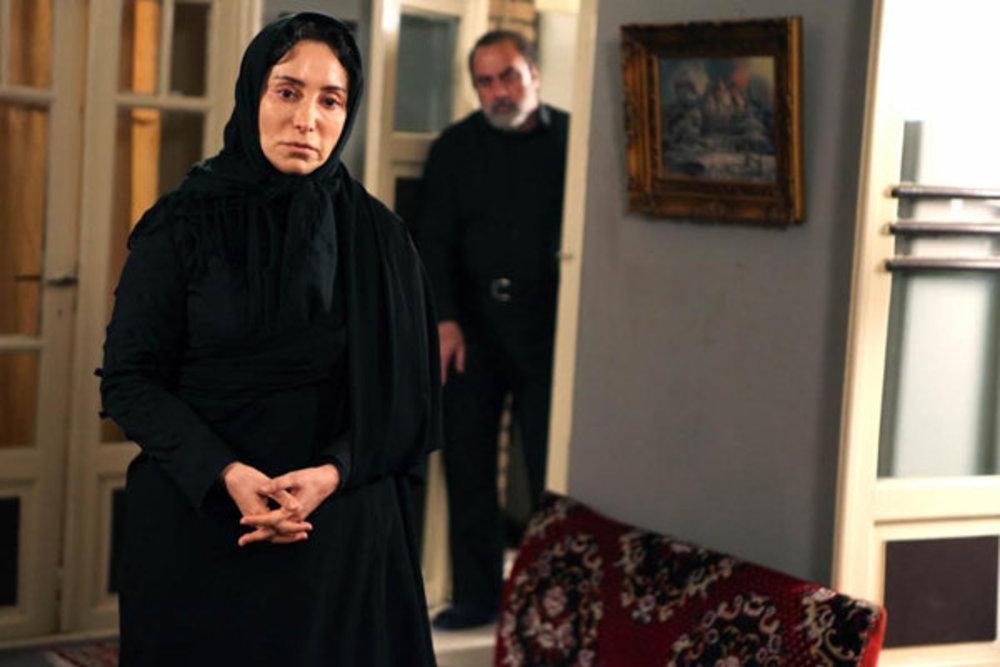 لیدا عباسی در فیلم اسب سفید پادشاه