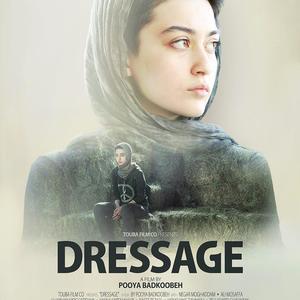 پوستر بین الملیی فیلم «دِرِساژ»(Dressage)