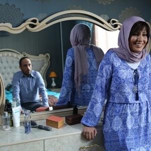 آیدا کیخایی و علی سرابی در فیلم خشکسالی و دروغ