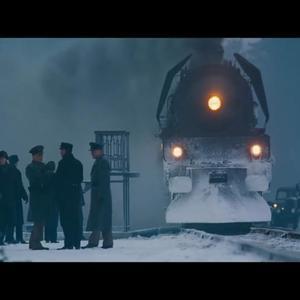 نمایی از فیلم سینمایی جنایی  « قتل در قطار سریعالسیر شرق »
