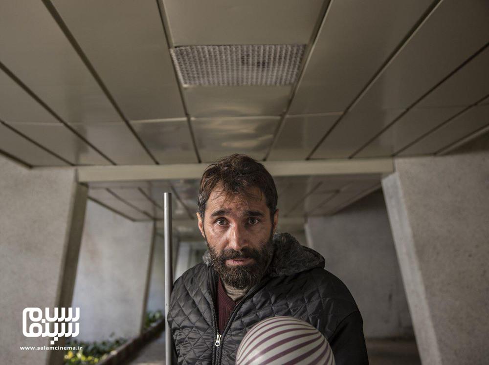 هادی کاظمی در فیلم سینمایی «امیر»