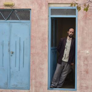 احمد مهران فر در فیلم سینمایی «خجالت نکش»