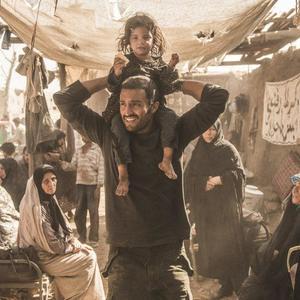 امیر جدیدی در فیلم «تنگه ابوقریب»