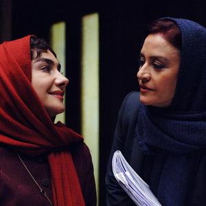 مریلا زارعی و هانیه توسلی در فیلم «سوء تفاهم»