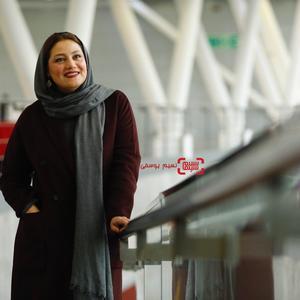 شبنم مقدمی در نشست خبری فیلم «خجالت نکش» در برنامه دو قدم تا سیمرغ در سینما ملت