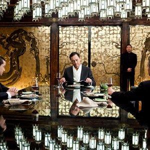 جوزف گوردون لویت, کِن واتانابه و لئوناردو دیکاپریو در نمایی از فیلم اکشن « تلقین »