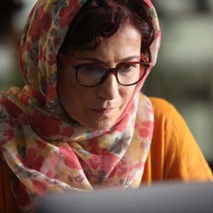 """لیلی رشیدی در نقش """"پانتهآ آلداوود"""" وکیل کاپیتان تیم ملی فوتسال بانوان"""