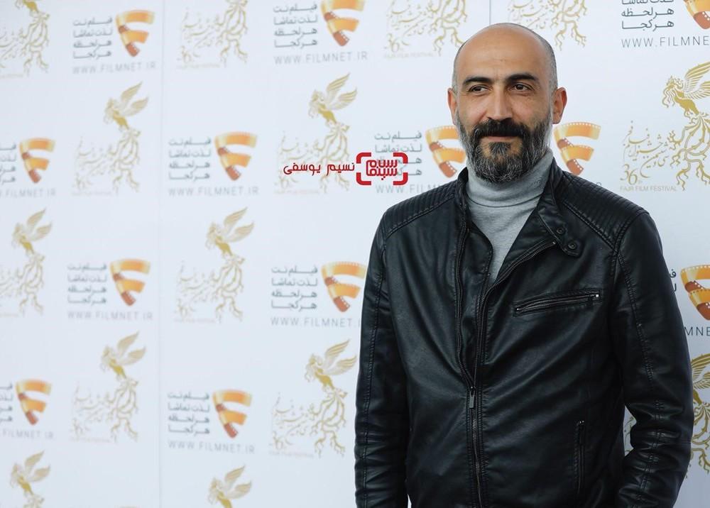 هادی حجازی فر در نشست خبری فیلم «لاتاری» در برنامه دو قدم تا سیمرغ در سینما ملت