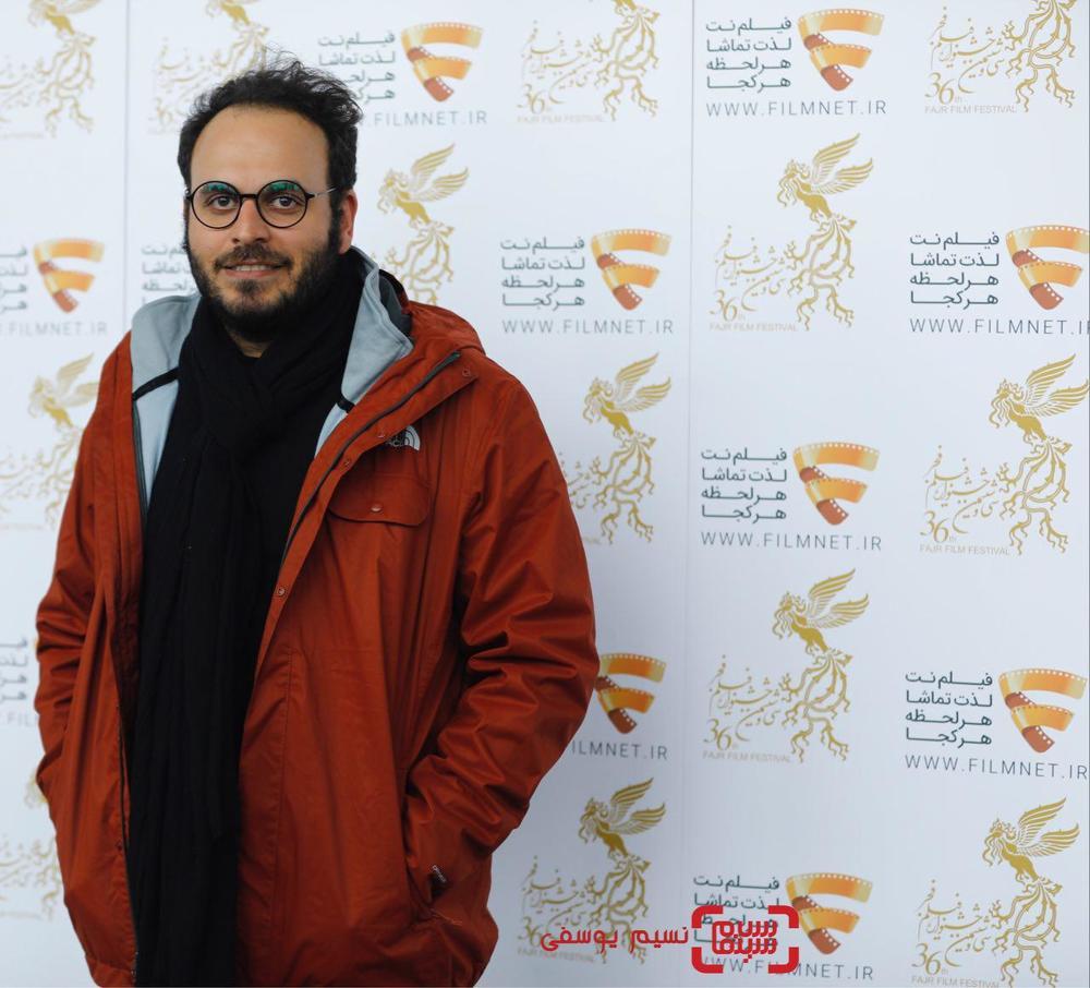 محمدحسین مهدویان در نشست خبری فیلم «لاتاری» در برنامه دو قدم تا سیمرغ در سینما ملت