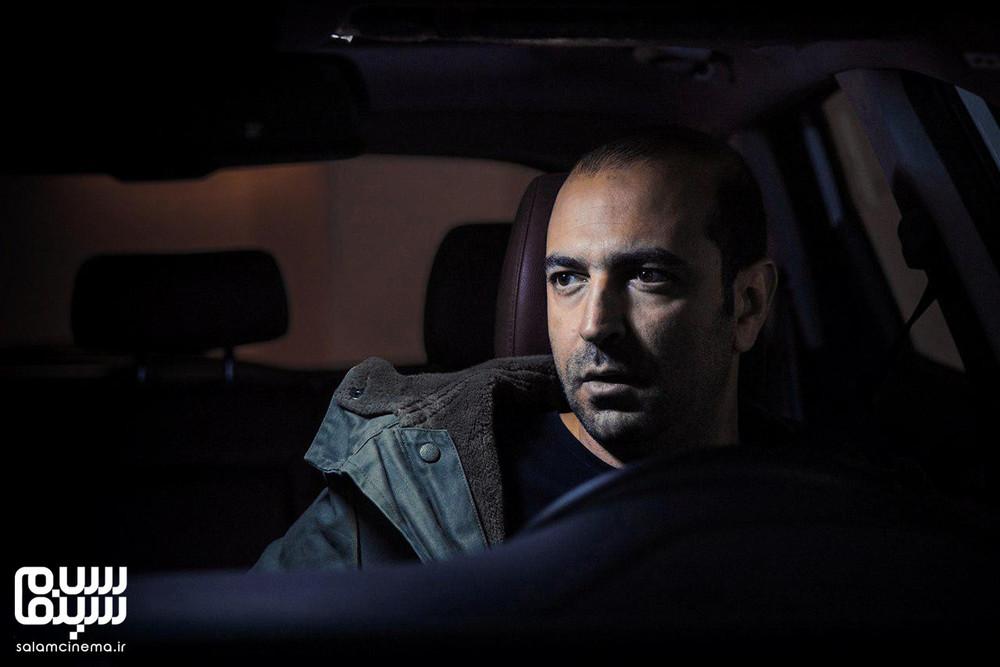 مهران نائل در فیلم «کار کثیف»