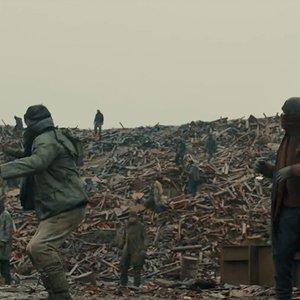 نمایی از فیلم سینمایی « بلید رانر 2049 »