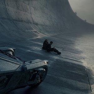 نمایی از فیلم اسرارآمیز « بلید رانر 2049 »