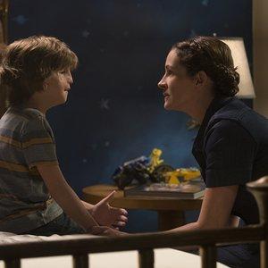 جولیا رابرتس و جیکوب ترمبلی در فیلم سینمایی « شگفت انگیز »