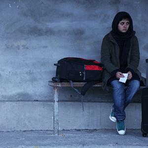 مهسا علافر در فیلم گس