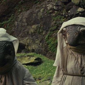 نمایی از فیلم فانتزی ماجراجویی « جنگ ستارگان: آخرین جدای»