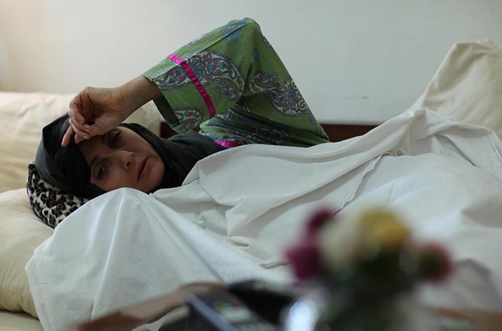 رویا جاویدنیا در فیلم گس