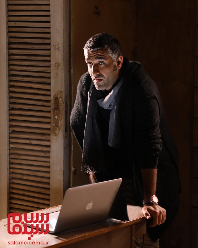 پژمان جمشیدی در فیلم «سوء تفاهم»
