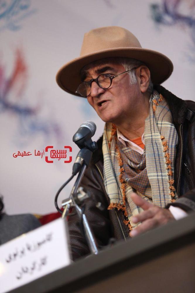 ده نویسنده برتر سینمای ایران-کامبوزیا پرتوی
