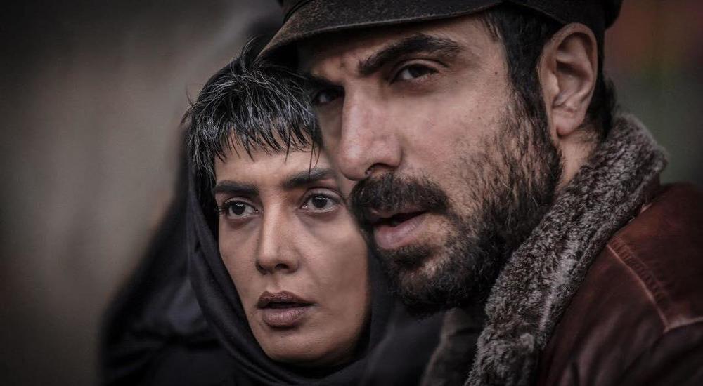 لیلا زارع و پولاد کیمیایی در فیلم «معکوس»