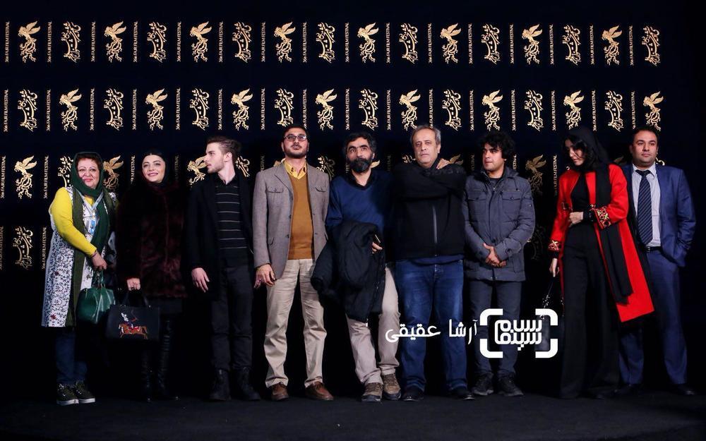 اکران فیلم «شعله ور» در سی و ششمین جشنواره فیلم فجر