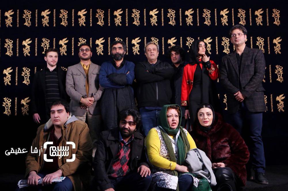 اکران فیلم سینمایی «شعله ور» در سی و ششمین جشنواره فیلم فجر
