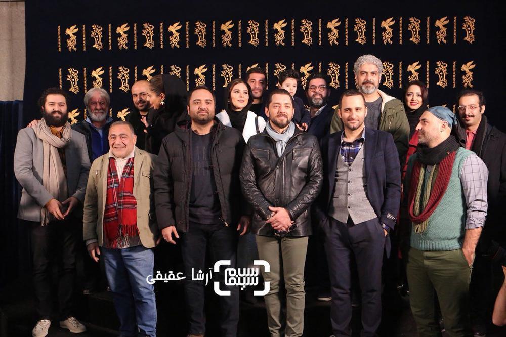 اکران فیلم «چهارراه استانبول» در پردیس ملت در جشنواره فیلم فجر36