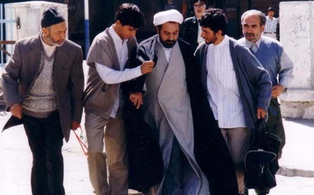 پرویز پرستویی، حسین سلیمانی، سیروس همتی و نقی سیف جمالی در فیلم سینمایی «مارمولک»