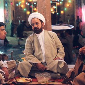 پرویز پرستویی، حسین سلیمانی و نقی سیف جمالی در فیلم «مارمولک»