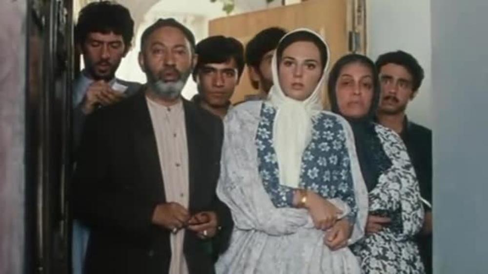 رعنای آزادی ور، سهیلا رضوی،حسین سلیمانی، سیروس همتی و نقی سیف جمالی در فیلم سینمایی «مارمولک»