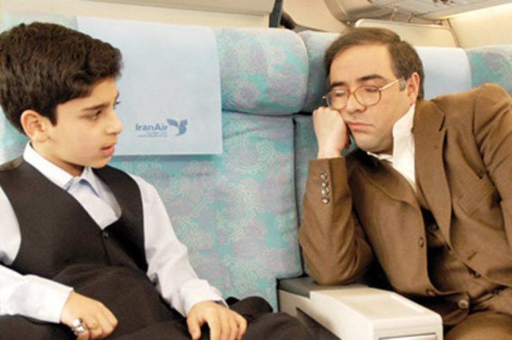 نمایی از فیلم از رئیس جمهور پاداش نگیرید!