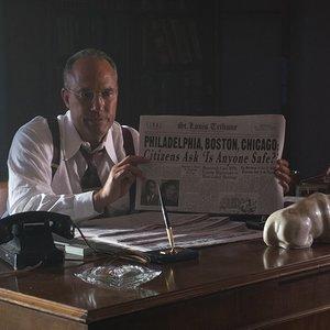 نمایی از فیلم « مارشال » با بازی راجر گینور اسمیت