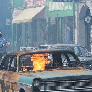 جک رینور در نمایی از فیلم هیجانی «دیترویت»(ِDetroit)