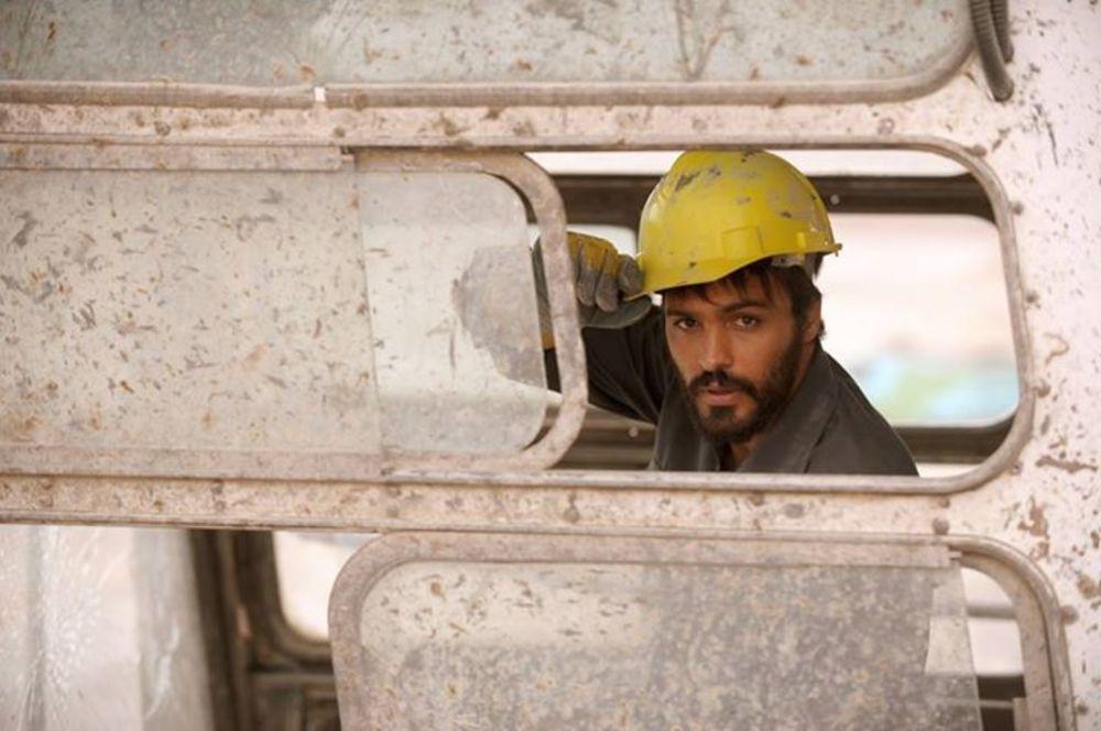 سامان صفاری در فیلم «شیار 143»